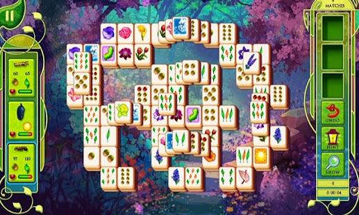 Mahjong Butterfly- screenshot thumbnail