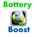 Battery Booster Max Power icon