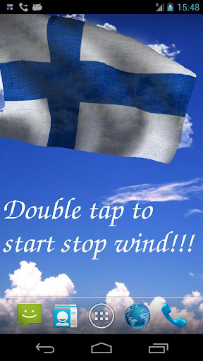 3D芬蘭國旗歌