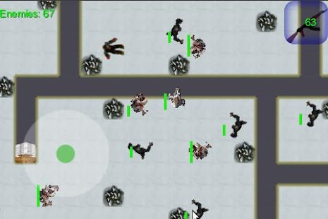 Zombie Fast - Shooter Game- screenshot thumbnail
