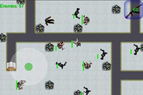 Zombie Fast - Shooter Game- screenshot