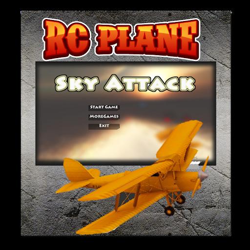 Rc Plane Attack 3D Simulator