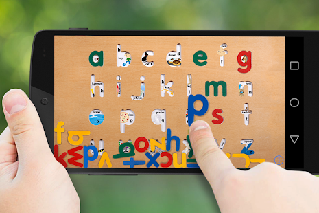 abcPuzzle for Kids part2- screenshot thumbnail