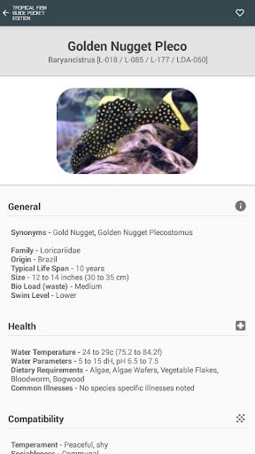 玩書籍App|Tropical Fish Guide Pocket Ed.免費|APP試玩