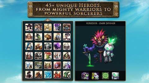 Heroes of Order & Chaos Screenshot 5