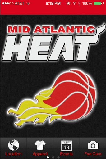 【免費運動App】Mid-Atlantic Heat-APP點子