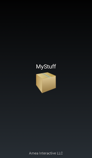 MyStuff - Inventory