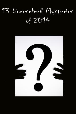2014 Mysteries