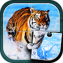 Tigers Jigsaw Puzzle icon