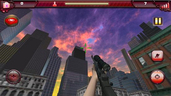 狙擊手射擊:真正的射手