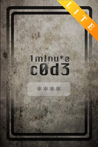 1 Minute Code LITE