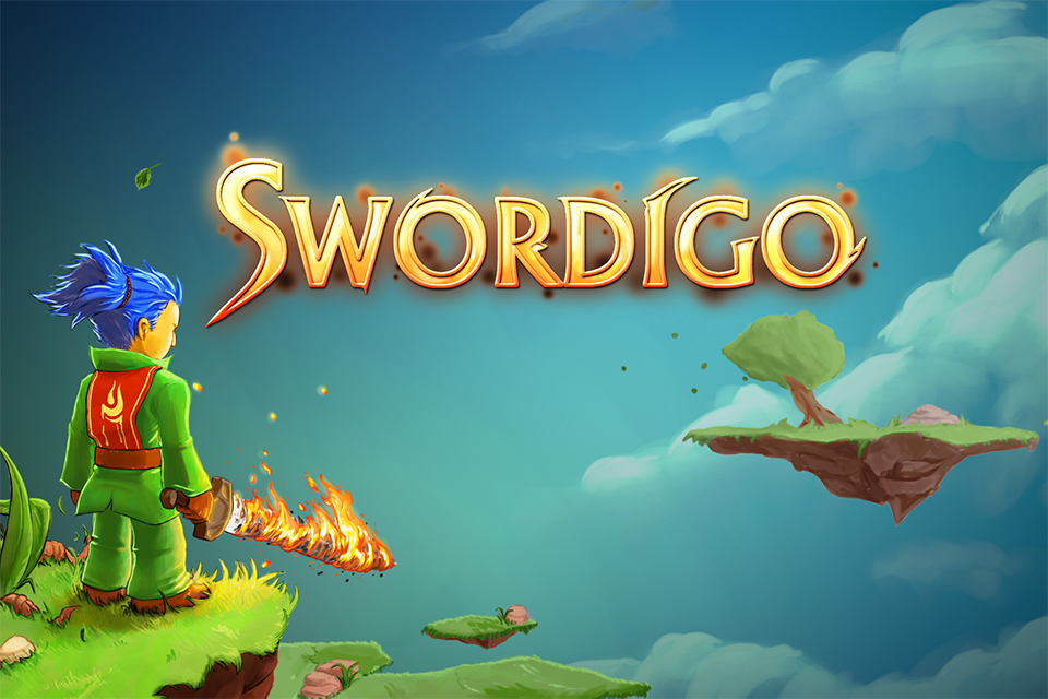 Swordigo- screenshot