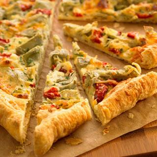 Artichoke & Cheese Tarts