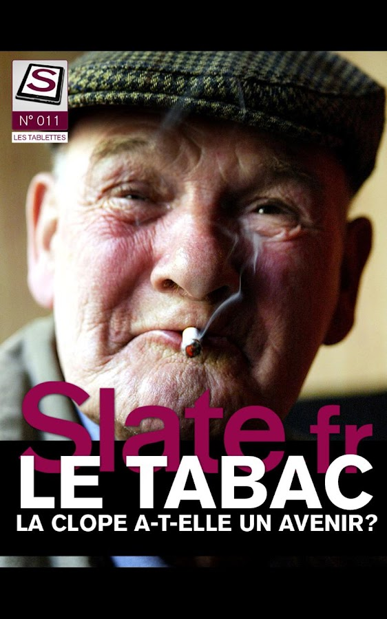 Slate.fr - Les tablettes - screenshot