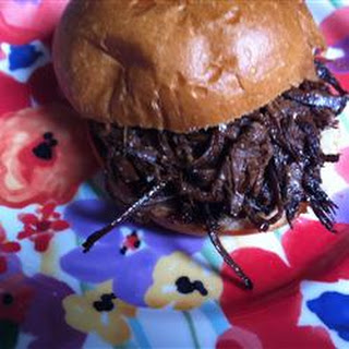 Slow Cooked Barbecue Beer Beef