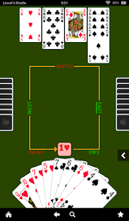 Fun Bridge, a bridge card game - screenshot thumbnail