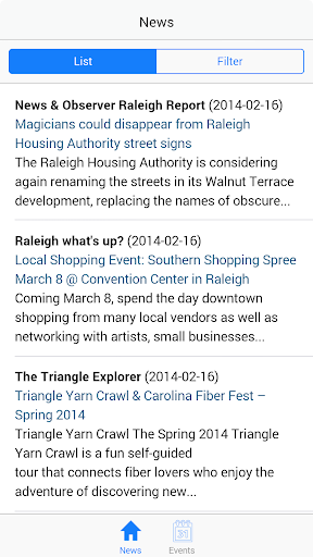 Raleigh Bulletin News Blogs