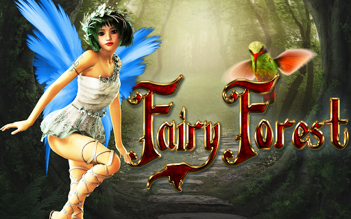 Slots: Forest of the Fairies