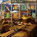 LUXOR Treasure Slot Machine logo