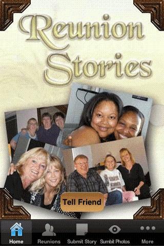 Reunion Stories- screenshot