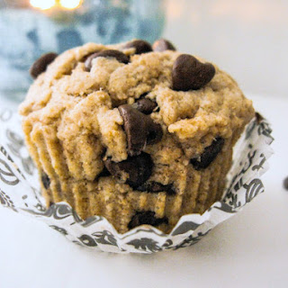 Single Serving Chocolate Chip Muffin.