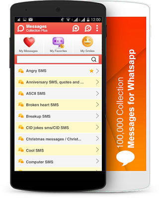 Free Messages App - screenshot