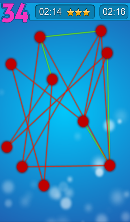 Untangle The Rope Puzzle FREE - screenshot