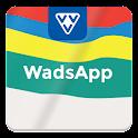 Terschelling WadsApp icon