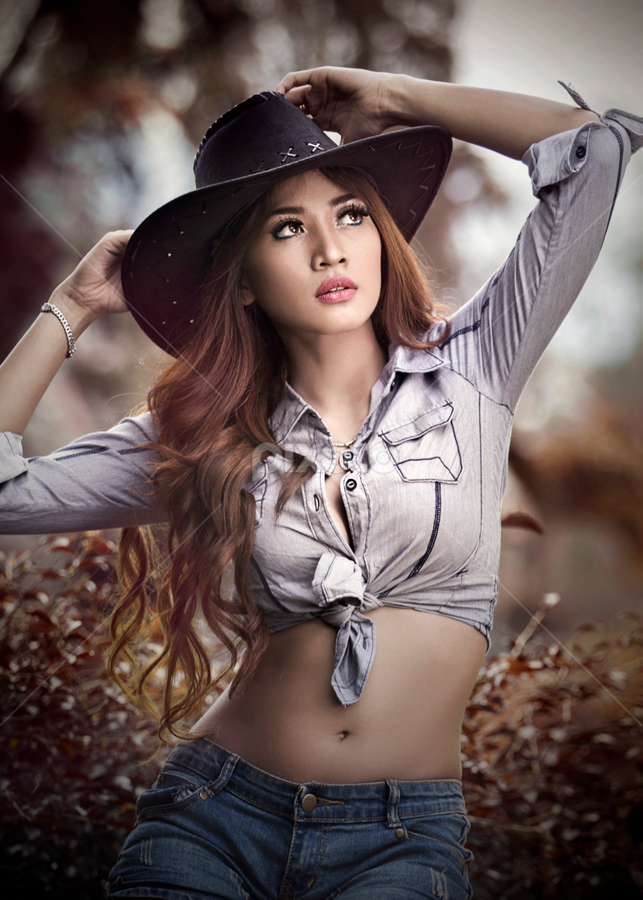 country girl by Ivan Lee - People Portraits of Women ( canon, model, girl, beauty, country )