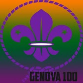 Scout group Genoa 100