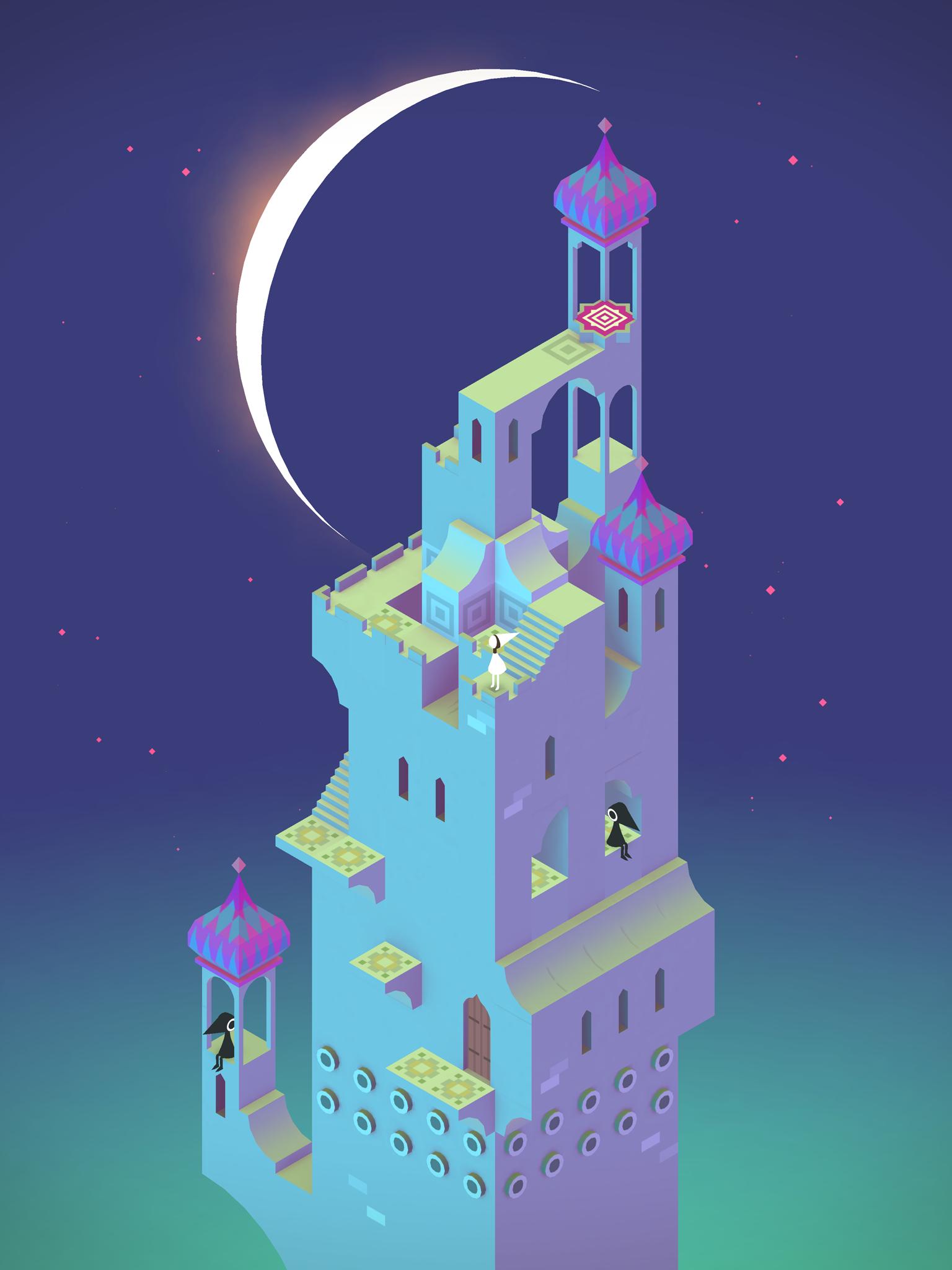 Monument Valley screenshot #21
