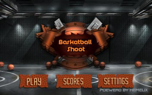 Basketball fun shoot