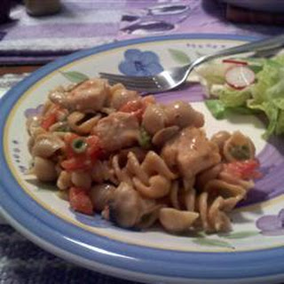 Mari's Chicken and Pasta
