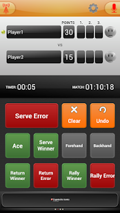 tennisTOUCH Live Tracker- screenshot thumbnail