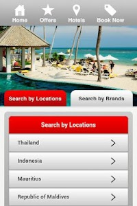 Centara Hotels & Resorts screenshot 4