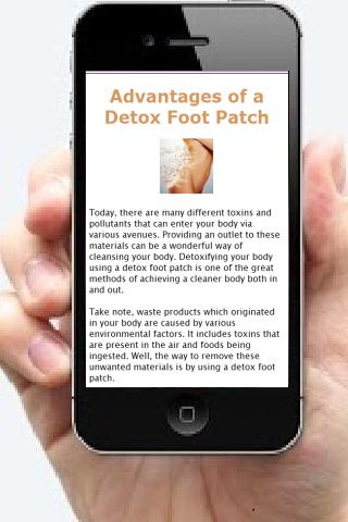 Body Detox for Better Health- screenshot