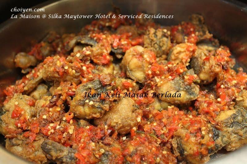 Ikan Keli Masak Berlada La Maison Malaysia Food Restaurant Reviews