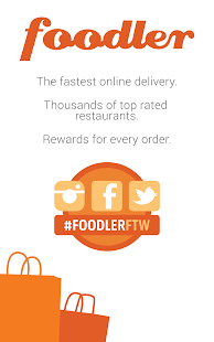 Foodler - Food Delivery Screenshot 6