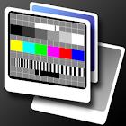 TestCard LWP simple icon