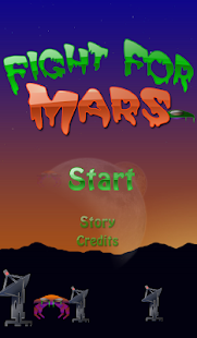 Fight for Mars Free- screenshot thumbnail