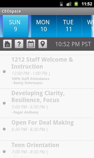 【免費商業App】CEO Space-APP點子