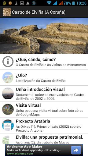 Castro de Elviña A Coruña