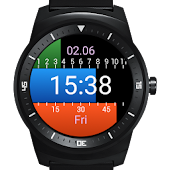 Progressive Wear Watch Face