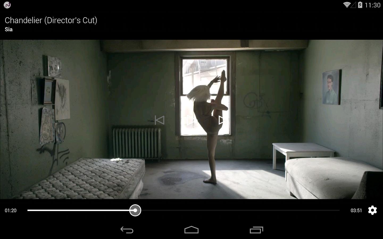 WiMP- screenshot