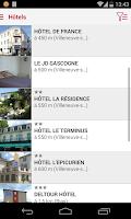 Screenshot of Grand Villeneuvois Tour