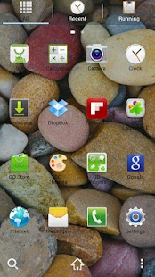 Galaxy Note 2 Go EX Theme - screenshot thumbnail