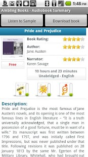Ambling BookPlayer Pro- screenshot thumbnail