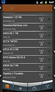 World Hawaiian Radio - screenshot thumbnail