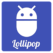 Lollipop 5.0 Zooper Widget