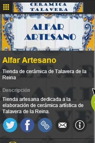 Alfar Cerámica Talavera